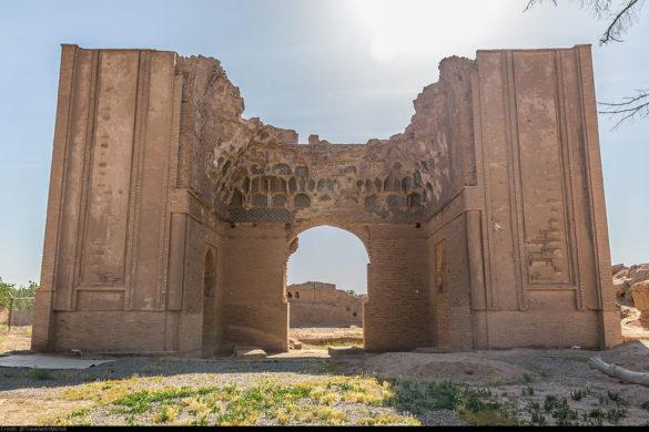 ایرانگردی - مسجد ملک زوزن، شهرستان خواف، خراسان رضوی