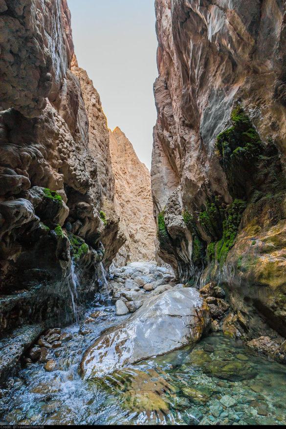 ایرانگردی - چشمه مرتضی علی، طبس، خراسان جنوبی
