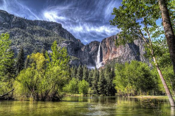 دره یوسیمیتی، کالیفرنیا