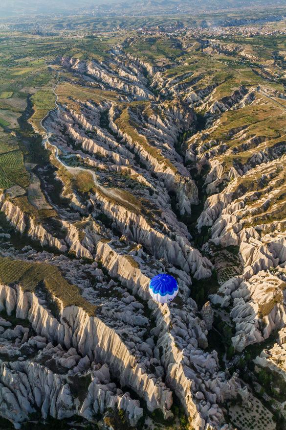 مکانهای باورنکردنی - کاپادوکیه (کَتپَتوکه)، ترکیه