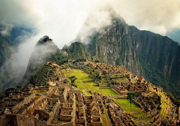 مکانهای باورنکردنی - ماچو پیچو، پرو