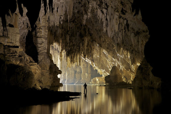 غار تام لوت، تایلند